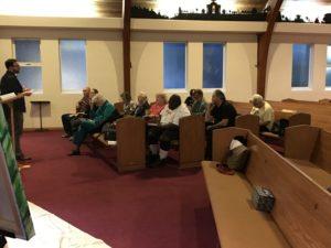Family Night Adult Bible Study